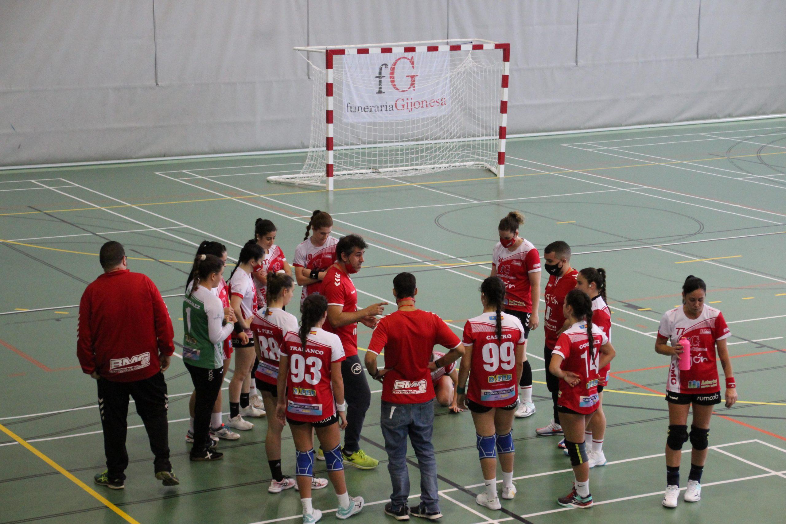 Balonmano Gijón